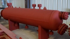 New 1440 psi 3-phase ASME Test Separator